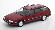 1:24 White Box Citroen XM Break redmetallic