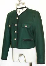 "WOOL JACKET German Hunting Riding Short Dress Coat 40 M B42"""