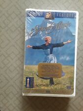 Julie Andrews THE SOUND OF MUSIC 20th Century Fox Clamshell VHS BRAND NEW! 4-9