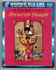 BLU-RAY DISC / OPERATION DRAGON - BRUCE LEE / NEUF SOUS BLISTER