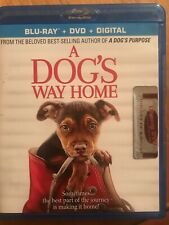 A Dog's Way Home Bluray Only