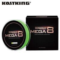 KastKing Mega 8 Braided Fishing Line 8 Strands 137M/274M/457M Leader Line US