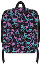 Sanrio Hello Kitty Black All Over Print Backpack