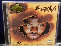 Esham - Bootleg From the Lost Vault CD insane clown posse eminem natas mastamind