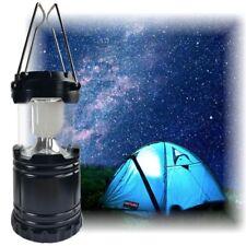 Campinglampe Campingleuchte  LED,Hell ,Edles Design ,Laterne + Batterie
