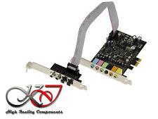 Karte Pcie Sound 7.1 + Spdif - Chipsatz Cmedia Oxygen CM8828/CM9882A