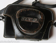 Konica Camera Case - Fitted Approx. 3D x 6W x 4H - VINTAGE C13