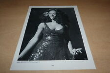 DONNA SUMMER !!!!!!!!!!!!VINTAGE !!!FRENCH!!!! Mini poster  !!!