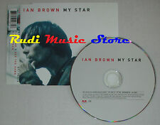 CD Singolo IAN BROWN My star 1997 uk POLYDOR 571 987-2 mc dvd (S1)