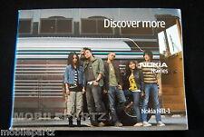 Genuine Nokia N81 Mobile Phone User Guide Manual English Language Version