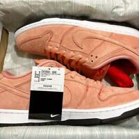 Nike SB Dunk Low Pink Pig CV1655-600 Size US 10 Brand New