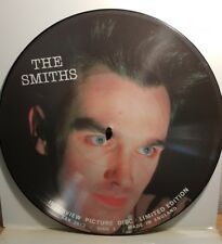 """THE SMITHS. LIMITED EDITION. INTERVIEW PICTURE DISC 12"""" EX/NM"""