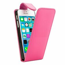 Luxury Leather Flip Case Cover For Apple iPhone 5/5C/5S/SE UK POST