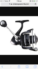 Shakespeare Tiburon 4000 Spinning Fishing Spin Reel + Warranty + Free Postage