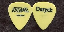 SUM 41 2003 Infected Tour Guitar Pick!!! DERYCK WHIBLEY custom concert stage #2