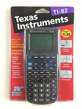 Calculatrice Ti-82 Neuf / Texas Instruments Graphique Scientifique