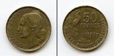 D362 Francia 1953 B, 50 francos - France 50 francs