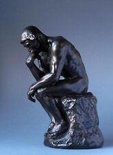 Le Penseur - Der Denker XL AUGUSTE RODIN Skulptur Parastone Museumsedition RO16