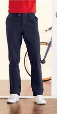 Herren Twillhose Livergy  Gr. 54 Freizeithose Hose Stretch Bundweite ca. 49,5 cm
