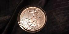 2015 1 oz  silver britannia .999 silver bullion