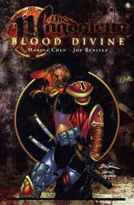 Magdalena, The TPB #1 VF/NM; Image | Blood Divine - we combine shipping