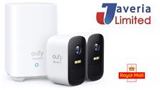 Eufy Security eufyCam Wireless Home Camera System 2 cam kit 1080p Night Vision