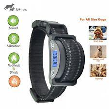 Automatic Anti Bark Collar for Dogs 6+ lbs Bark Collar,No Bark Collar 5 Levels
