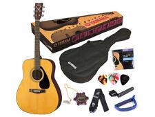 Yamaha F310P Pack Chitarra acustica naturale con Custodia e accessori in omaggio