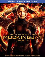 The Hunger Games: Mockingjay - Part 1 [B Blu-ray