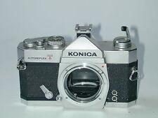 KONICA autoreflex T épave  pour pièces détachées DON'T WORK photo photographie