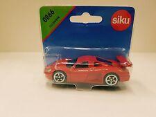 Siku sniper 0866 Diecast Racing red Toy Car Model Metal + plastic parts