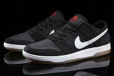 Nike SB Dunk Low Elite UK 7.5 EUR 42 Noir/Blanc/Gomme/marron clair/anthracite
