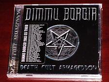Dimmu Borgir: Death Cult Armageddon CD 2003 Nuclear Blast GmbH USA NB 1047-2 NEW