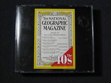 National Geographic Magazine: The 1940s (Windows 95/3.1 or Mac) [3-DISK CD-ROM]