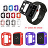 Shockproof Silicone Bumper Protective Case Cover For Apple Watch Serie 4 40/44mm