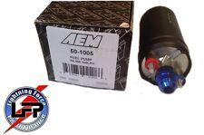 AEM 50-1005 380LPH HIGH FLOW HIGH PRESSURE FUEL PUMP BOSCH 044 IN LINE STYLE!!