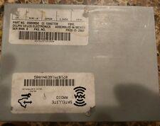 XM SATELLITE RECEIVER OPT U2K FITS 07-15 CHEVY GMC GM CADILLAC BUICK 28059656