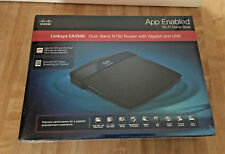 Linksys EA3500 App Enabled N750 Dual-Band Wireless Router with Gigabit & USB NEW