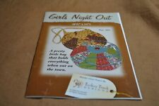 New listing Girls Night Out Bag Kit - by Turkey Track Designs
