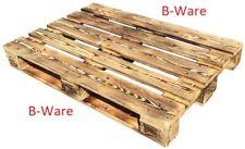 ###B-WARE## 10 Stück Europaletten geflammt und lasiert ideal zum Basteln