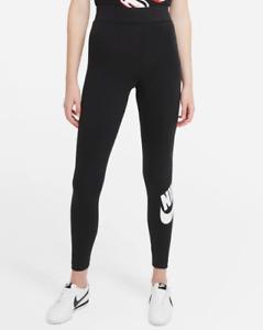 Nike Sportswear Essential Women's High-Waisted Leggings (Plus Size)