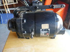Vintage SINGER Industrial Sewing Machine Clutch Motor 1/3 HP 1750 RPM - S 523366