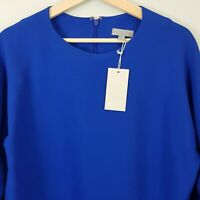 [ COS ] Womens Royal Blue Dress NEW + TAGS | Size AU 8 or US 6