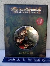 Pirates Of The Caribbean  Storybook and CD