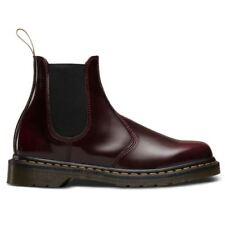 Chaussures bordeaux Dr. Martens pour homme