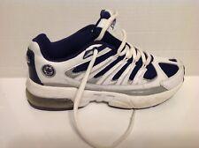 Men's Spalding Size 6 Sneakers Leather Upper Skid Resistant