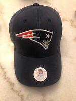 b1eb0a9cd8db4 NFL New England Patriots Raycroft Adjustable Hat 889313040787