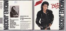 Michael Jackson -Bad- CD Epic
