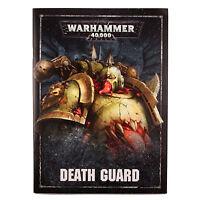 Regelbuch Death Guard Dark Imperium DEUTSCH Warhammer 40K 10120