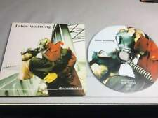 "Fates Warning - ""disconnected"" - ULTRA RARE prog metal PROMO CD 2000"